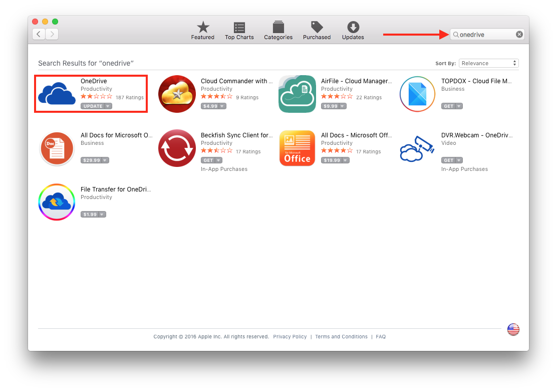 Public Knowledge - Syncing Your Mac with OneDrive for Business